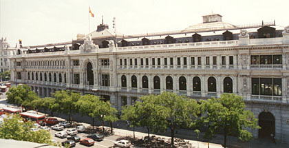 Banco de espana Madrid
