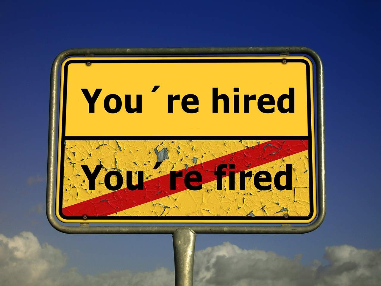 Hired Fired web