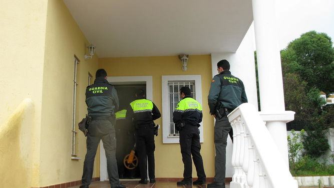 Guardia Civil Wohnung