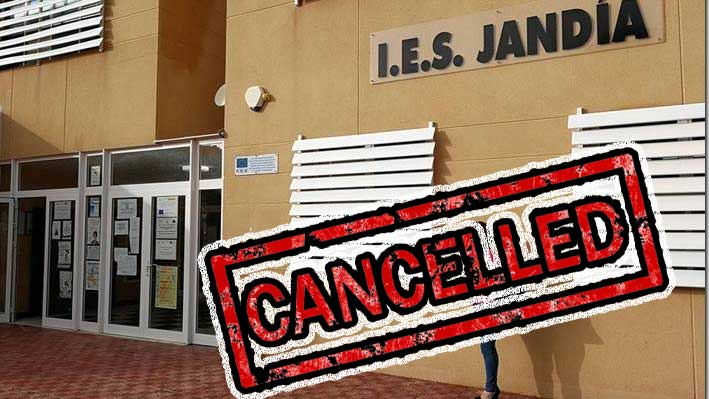 IES-Jandia-cancelled