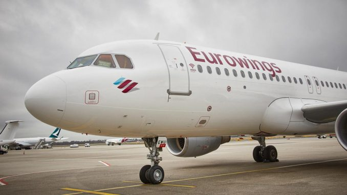 Bildquelle: Eurowings Press