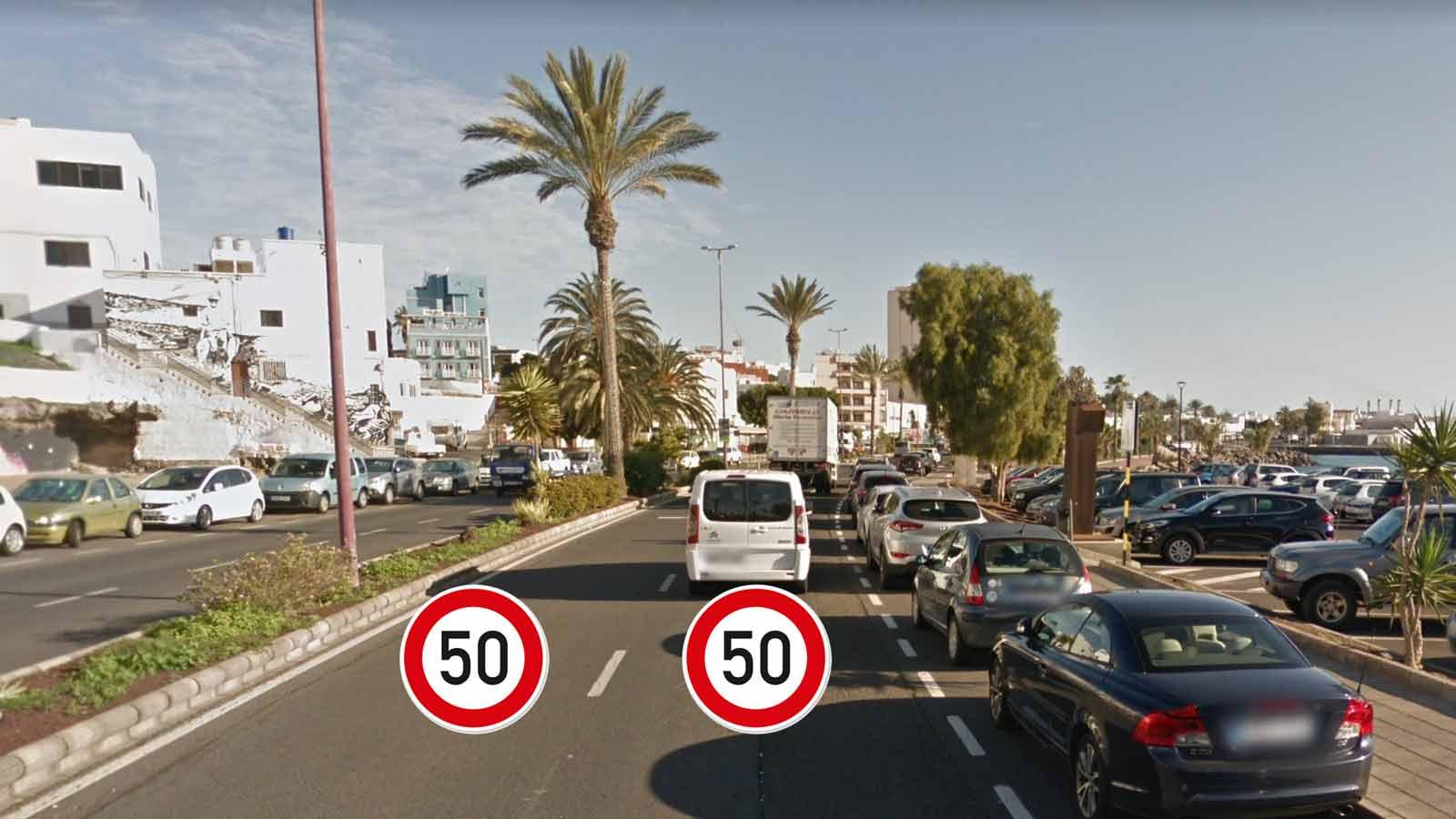 Tempolimit-innerorts-Spanien-50-50